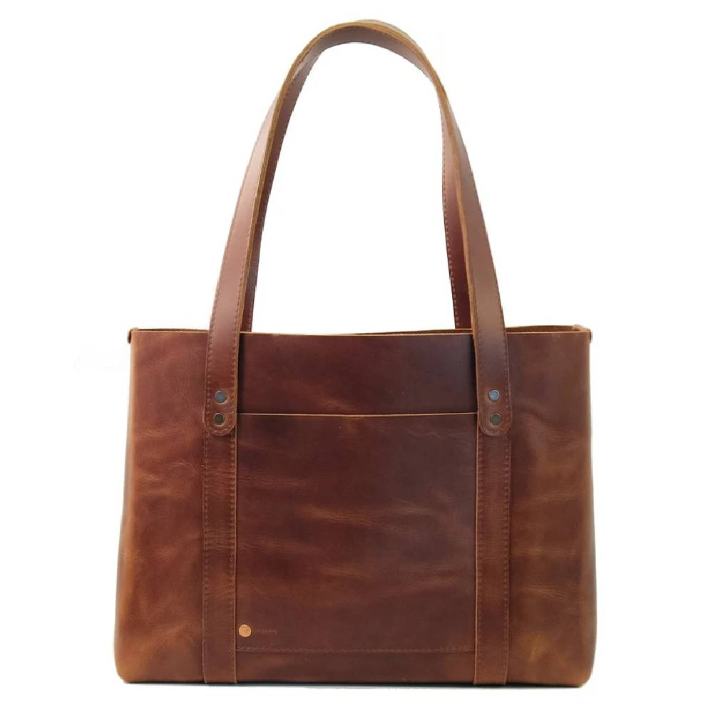 Rustico Hideout Leather Tote WOMEN - Accessories - Handbags - Tote Bags RUSTICO Teskeys