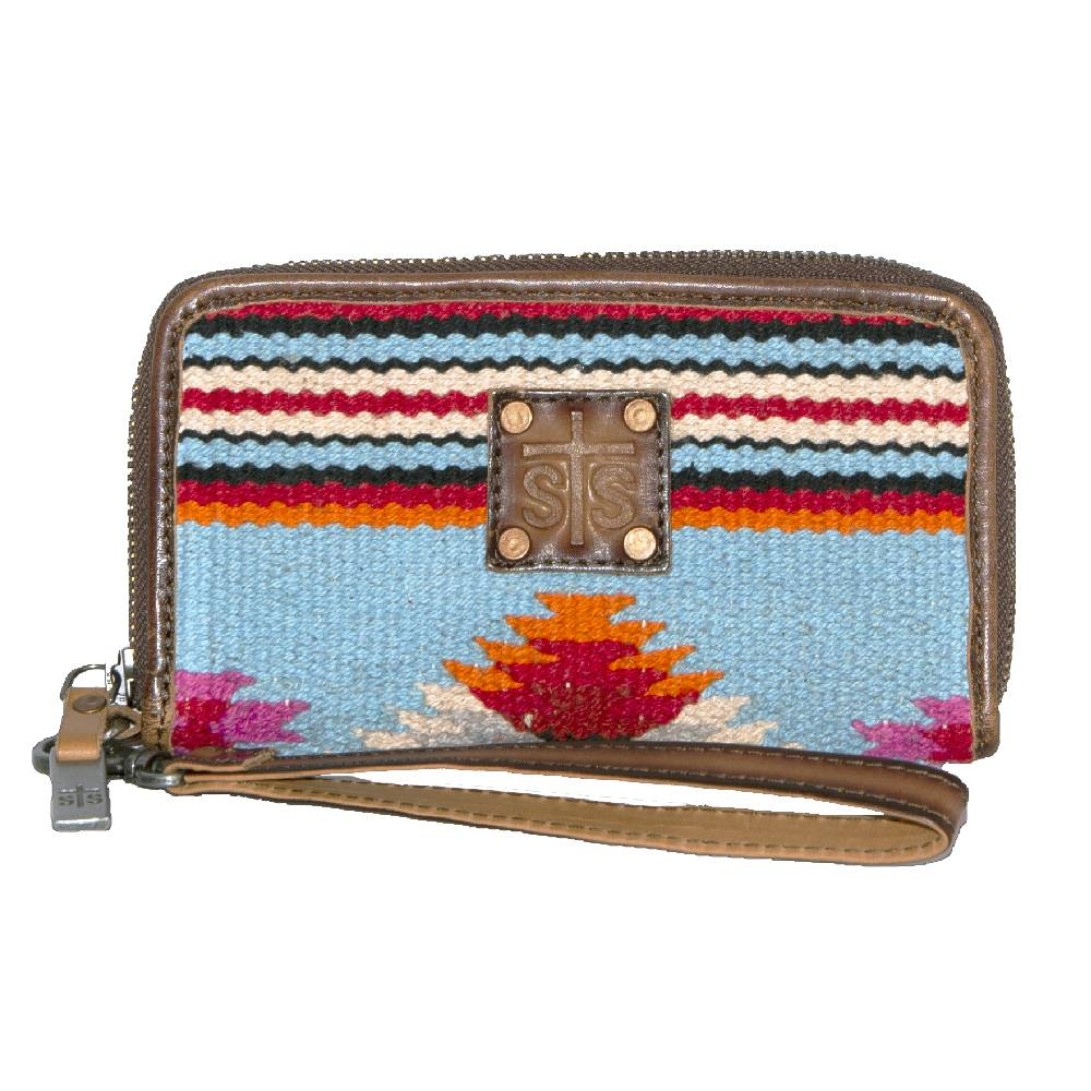 STS Ranchwear Saltillo Rosa Wallet WOMEN - Accessories - Handbags - Wallets STS Ranchwear Teskeys
