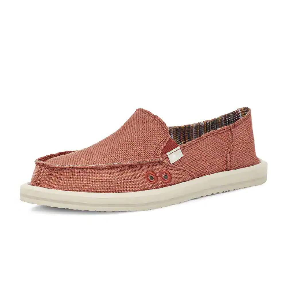 Sanuk Women's Donna Hemp - Auburn WOMEN - Footwear - Casuals SANUK Teskeys