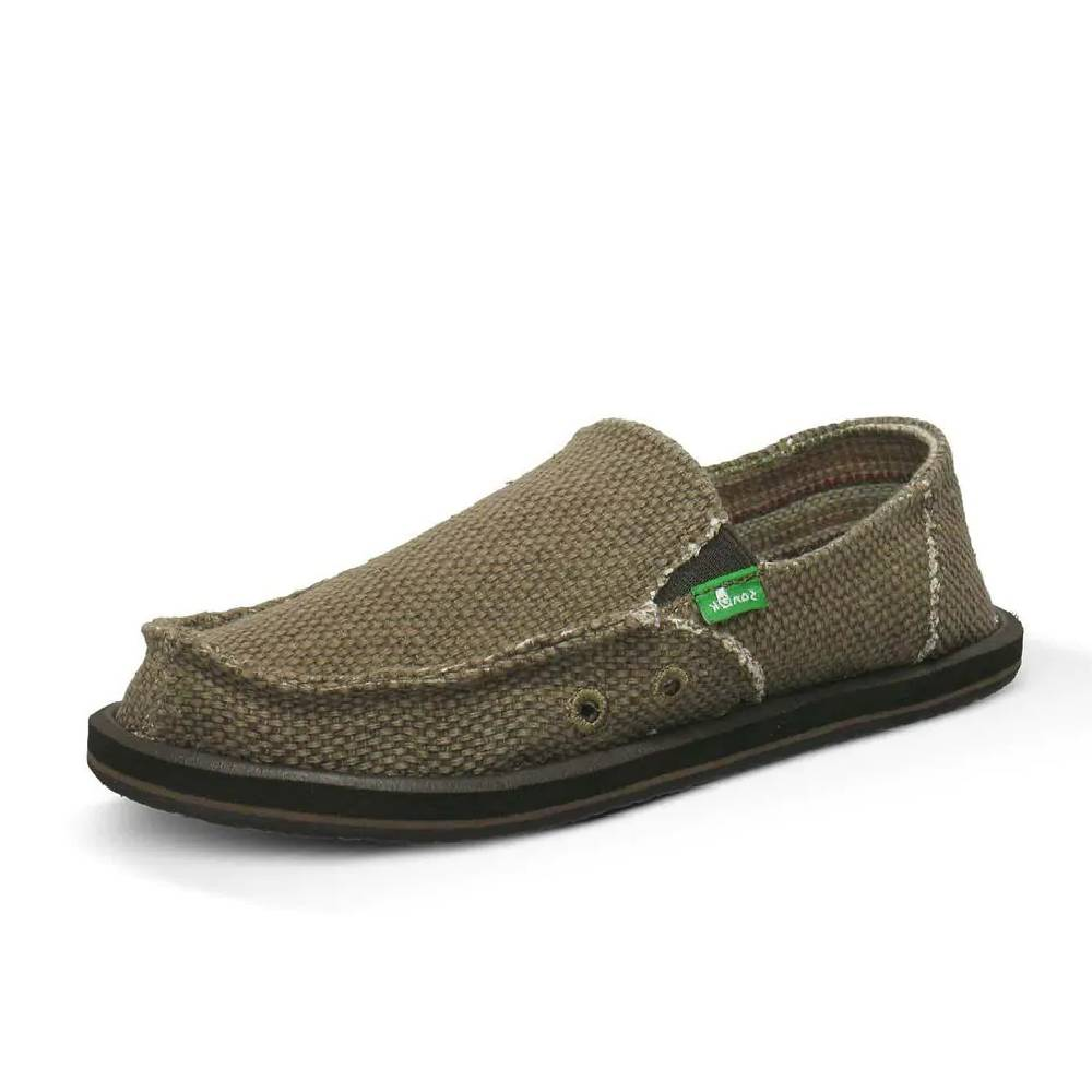 Sanuk Kid's Vagabond Shoe KIDS - Boys - Footwear - Casual Shoes SANUK Teskeys