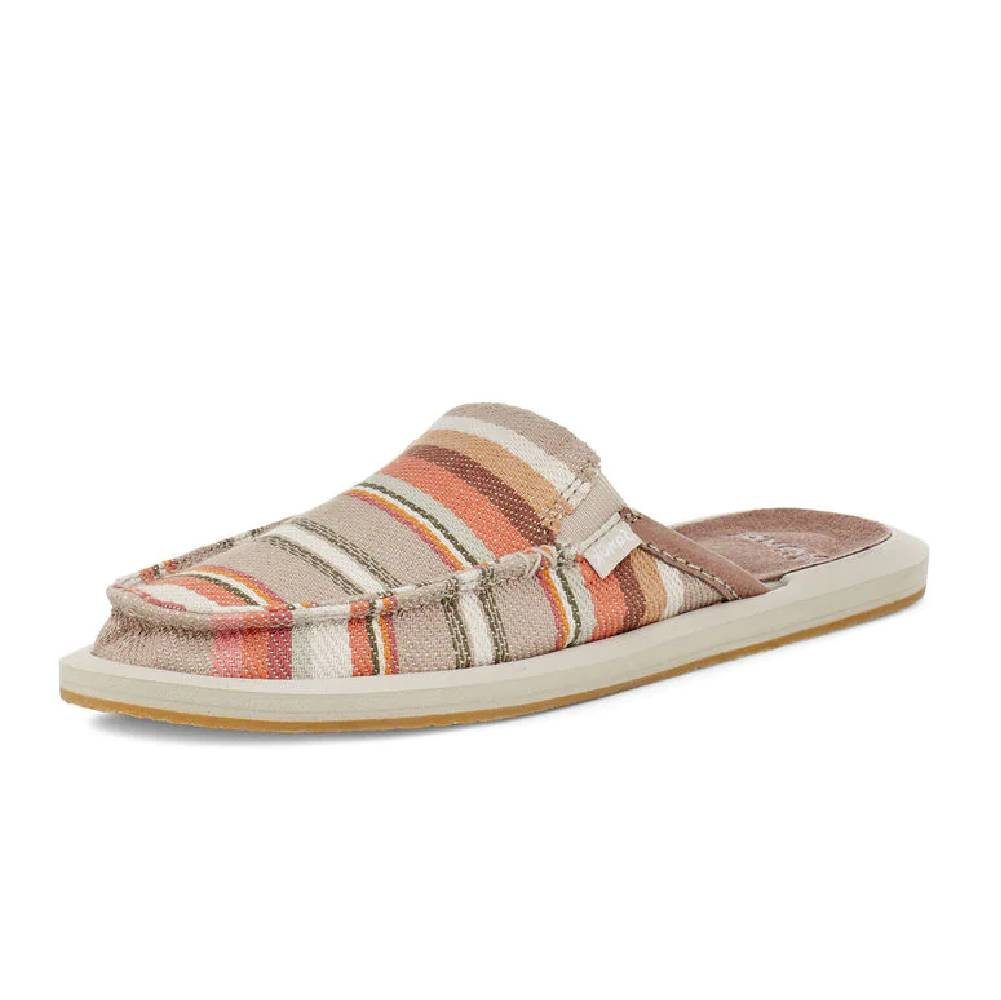 Sanuk You Got My Back Blanket Sling Shoe WOMEN - Footwear - Casuals SANUK Teskeys