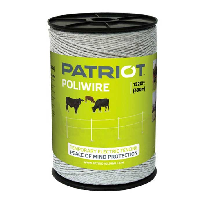 Patriot Poliwire Farm & Ranch - Arena & Fencing Patriot Teskeys