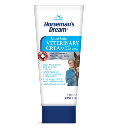 Horseman's Dream Veterinary Cream FARM & RANCH - Animal Care - Equine - Medical - Liniments & Poultices Manna Pro Teskeys