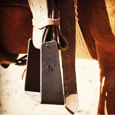 Fast N Forward Barrel Stirrups Saddles - Saddle Accessories Fast N Forward Teskeys