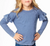 Ruffle Dolman Sleeve Vintage Tee-Mulitple Colors KIDS - Girls - Clothing - Tops - Long Sleeve Tops CHASER Teskeys