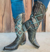 Old Gringo Parches Boot WOMEN - Footwear - Boots - Fashion Boots OLD GRINGO Teskeys