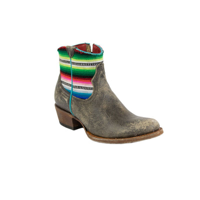 Serape Shorty Boots WOMEN - Footwear - Boots - Western Boots ANDERSON BEAN BOOT CO. Teskeys