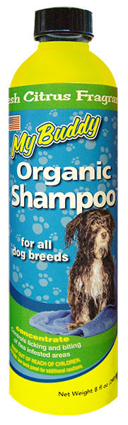 My Buddy Organic Shampoo FARM & RANCH - Animal Care - Pets - Accessories - Grooming My Buddy Teskeys