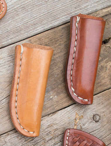 Teskey's Vertical Knife Sheath Knives - Knife Accessories Teskey's Teskeys