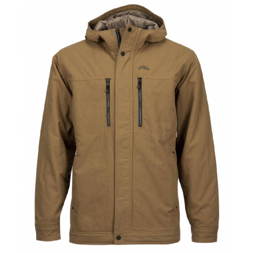 Simms Dockwear Hooded Jacket MEN - Clothing - Outerwear - Jackets SIMMS FISHING Teskeys