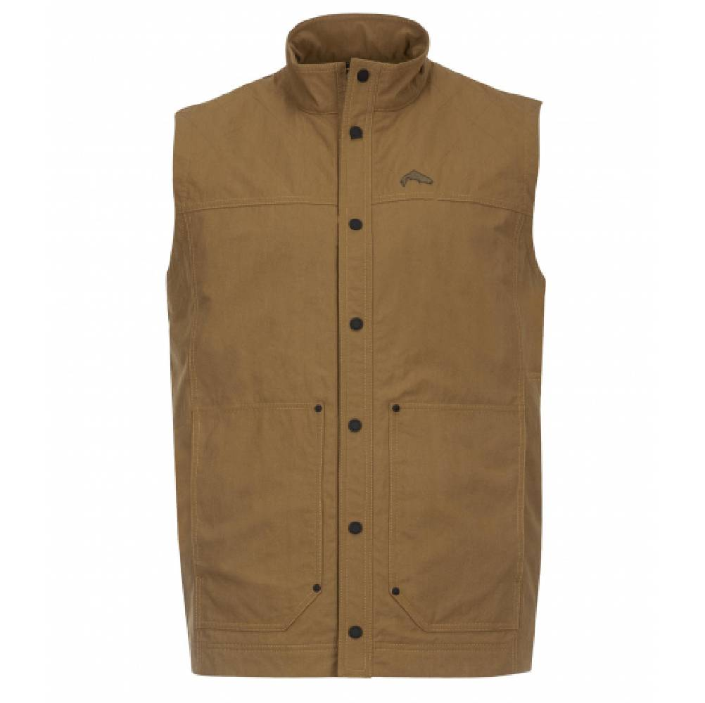 Simms Dockwear Vest MEN - Clothing - Outerwear - Vests SIMMS FISHING Teskeys