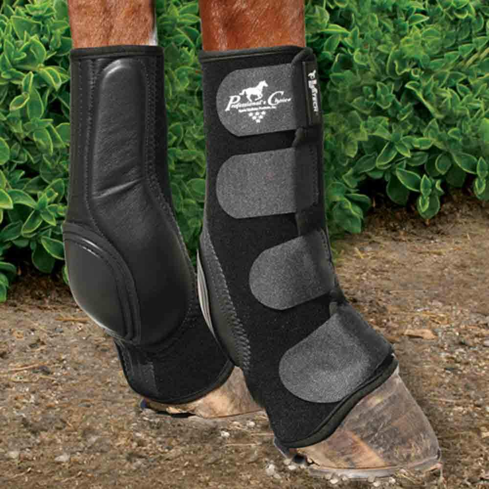 Professional's Choice VenTECH Slide-Tec Skid Boots Tack - Leg Protection - Skid Boots Professional's Choice Teskeys