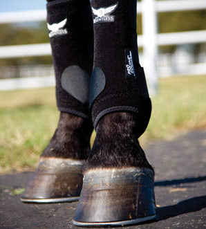 Relentless All-Around Sport Boots Tack - Leg Protection - Splint Boots Cactus Teskeys