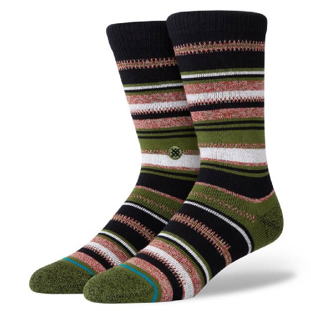 Stance Ernesto Crew Sock MEN - Clothing - Underwear & Socks STANCE Teskeys