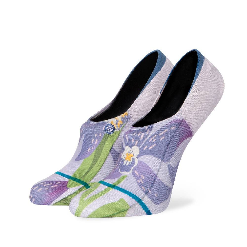 Stance In Bloom No Show Socks WOMEN - Clothing - Intimates & Hosiery STANCE Teskeys