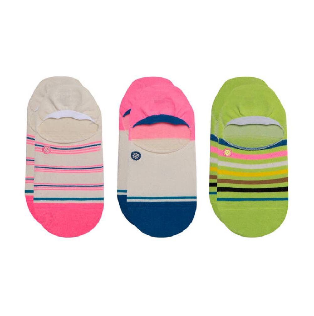 Stance Women's Treaty No Show Socks - 3 Pack