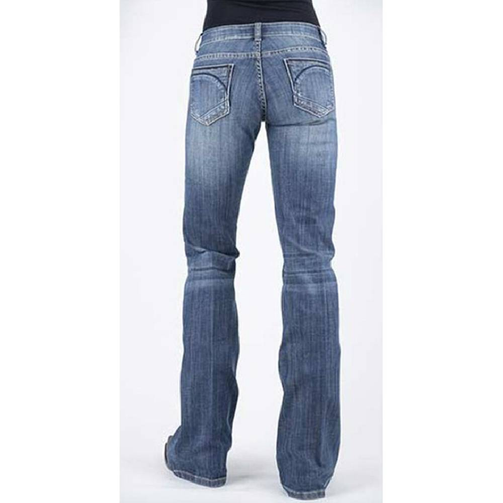 Stetson 816 Fit Boot Cut Jean