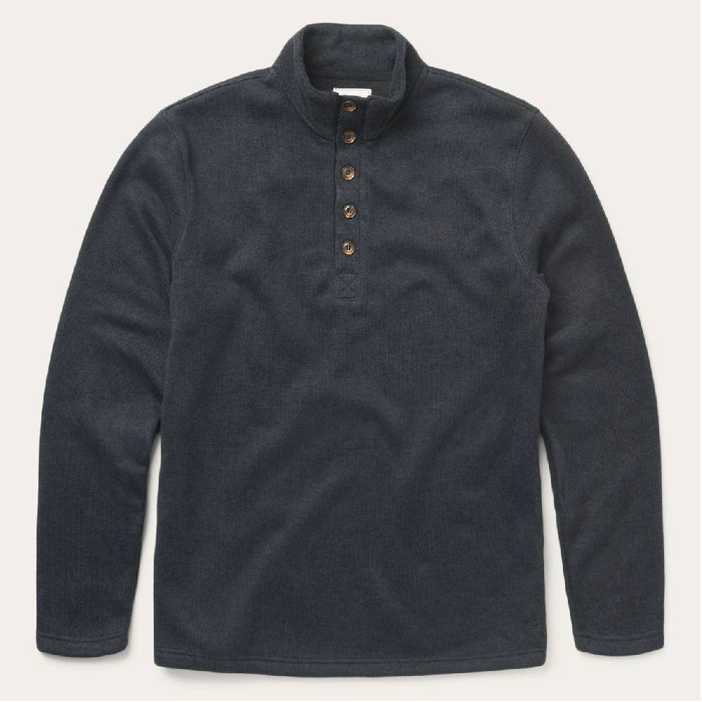 Stetson Men's Bonded Sweater MEN - Clothing - Pullovers & Hoodies ROPER APPAREL & FOOTWEAR Teskeys
