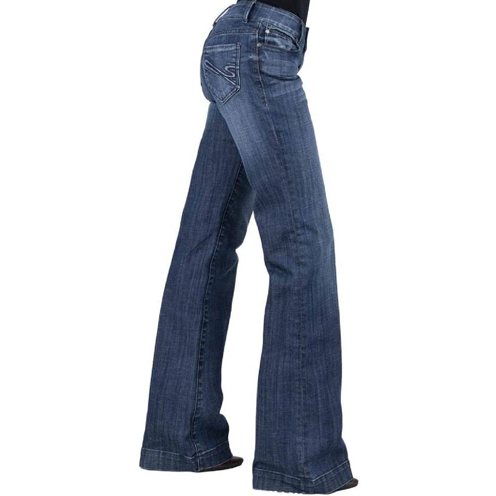 Stetson 214 City Trouser WOMEN - Clothing - Jeans ROPER APPAREL & FOOTWEAR Teskeys