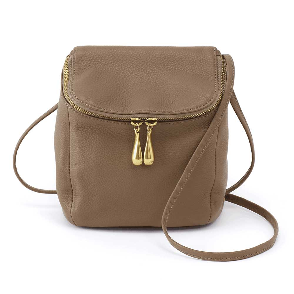 HOBO Stream Crossbody - Greystone WOMEN - Accessories - Handbags - Crossbody bags HOBO BAGS Teskeys