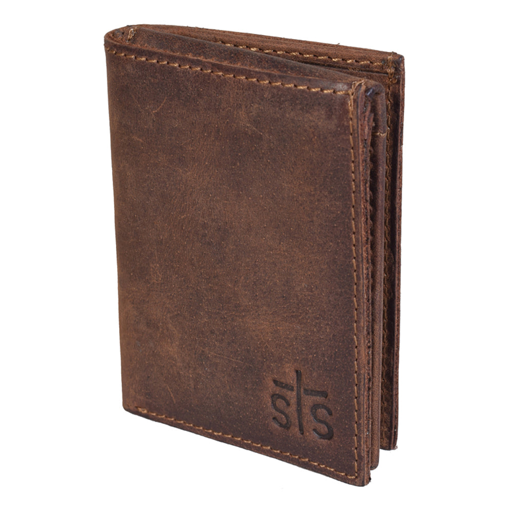 STS Ranchwear Foreman Tri-Fold Wallet MEN - Accessories - Wallets & Money Clips STS Ranchwear Teskeys