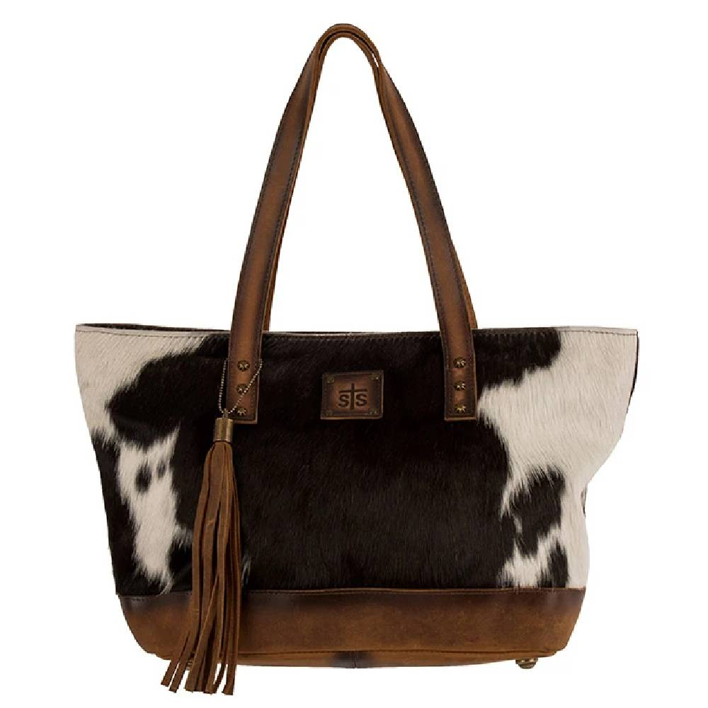 STS Ranchwear Classic Cowhide Tote WOMEN - Accessories - Handbags - Tote Bags Teskeys Teskeys