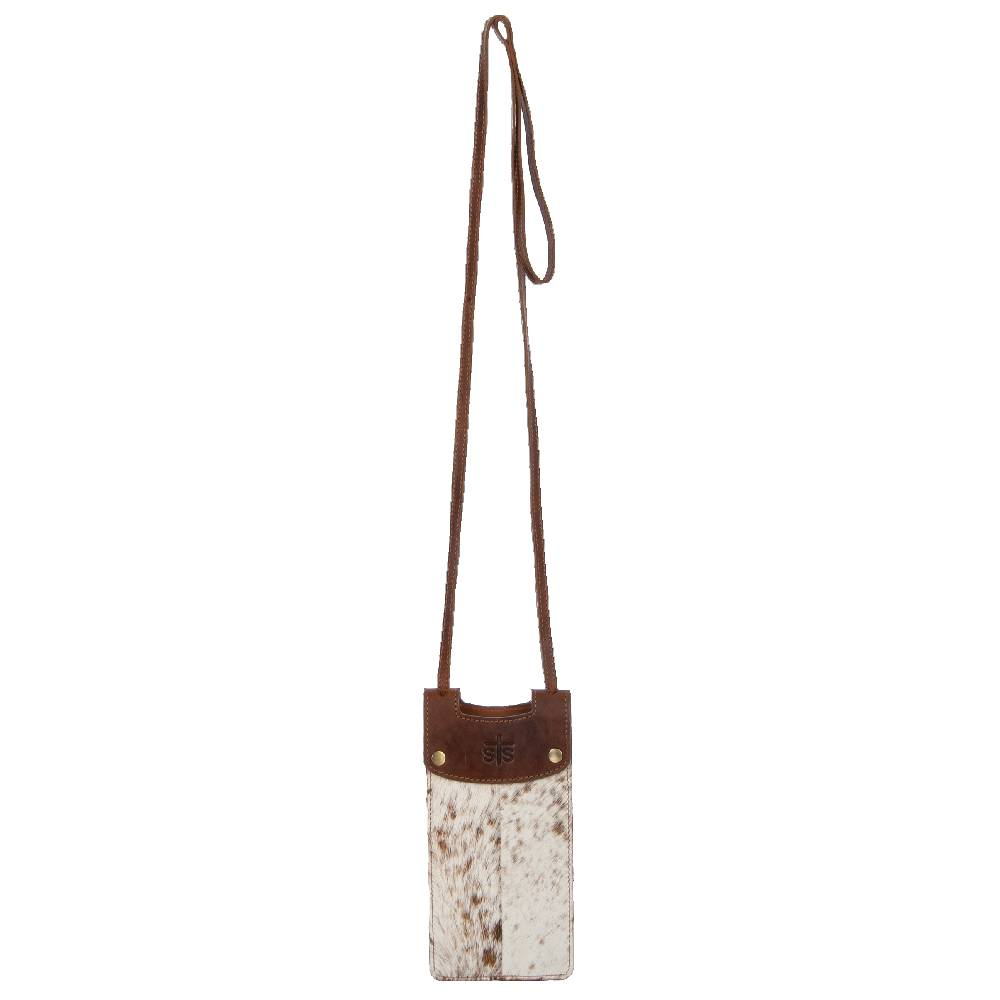 STS Ranchwear Cowhide Cell Phone Crossbody WOMEN - Accessories - Handbags - Crossbody bags STS Ranchwear Teskeys