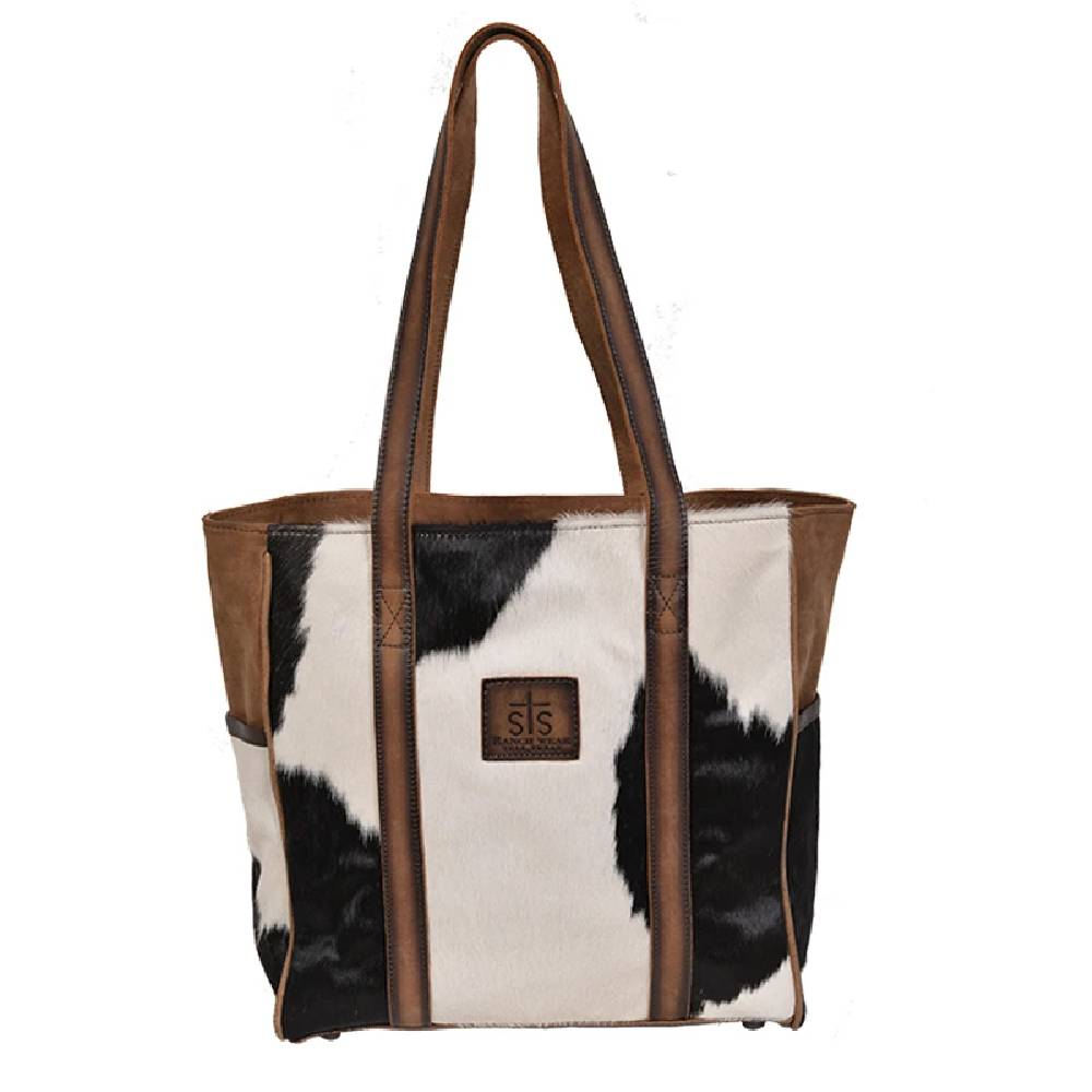 STS Ranchwear Cowhide Heritage Tote WOMEN - Accessories - Handbags - Tote Bags STS Ranchwear Teskeys