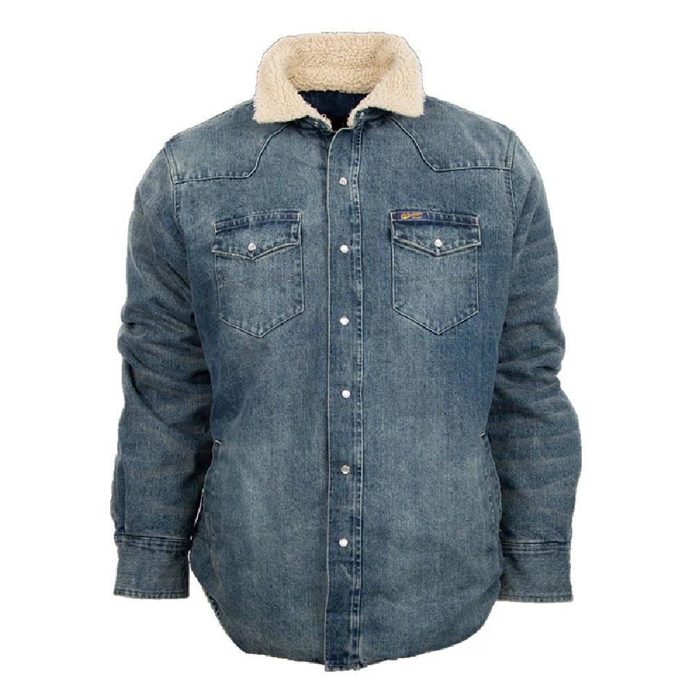 STS Ranchwear Men's Clifdale Denim Jacket MEN - Clothing - Outerwear - Jackets STS Ranchwear Teskeys