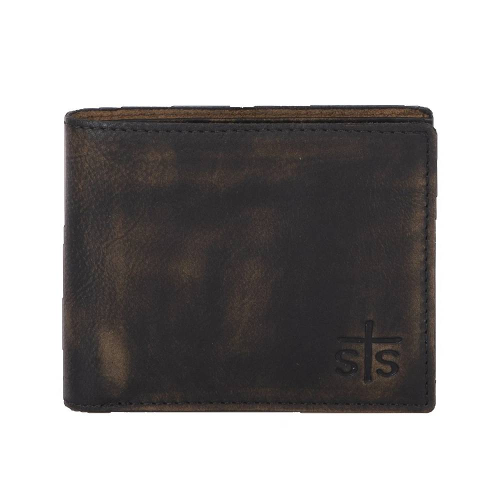 STS Ranchwear Pony Express Bifold Wallet MEN - Accessories - Wallets & Money Clips STS Ranchwear Teskeys