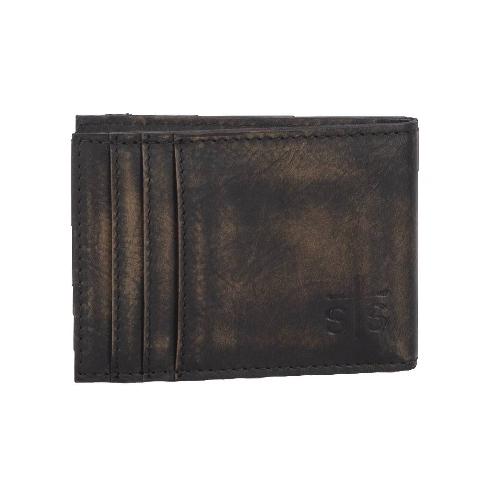 STS Ranchwear Pony Express Card Money Clip MEN - Accessories - Wallets & Money Clips STS Ranchwear Teskeys