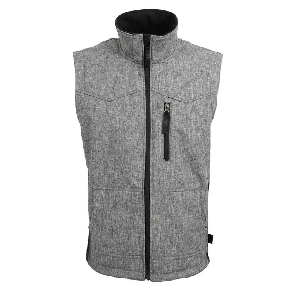STS Ranchwear Youth Barrier Vest - Heather Grey KIDS - Boys - Clothing - Outerwear - Vests STS Ranchwear Teskeys