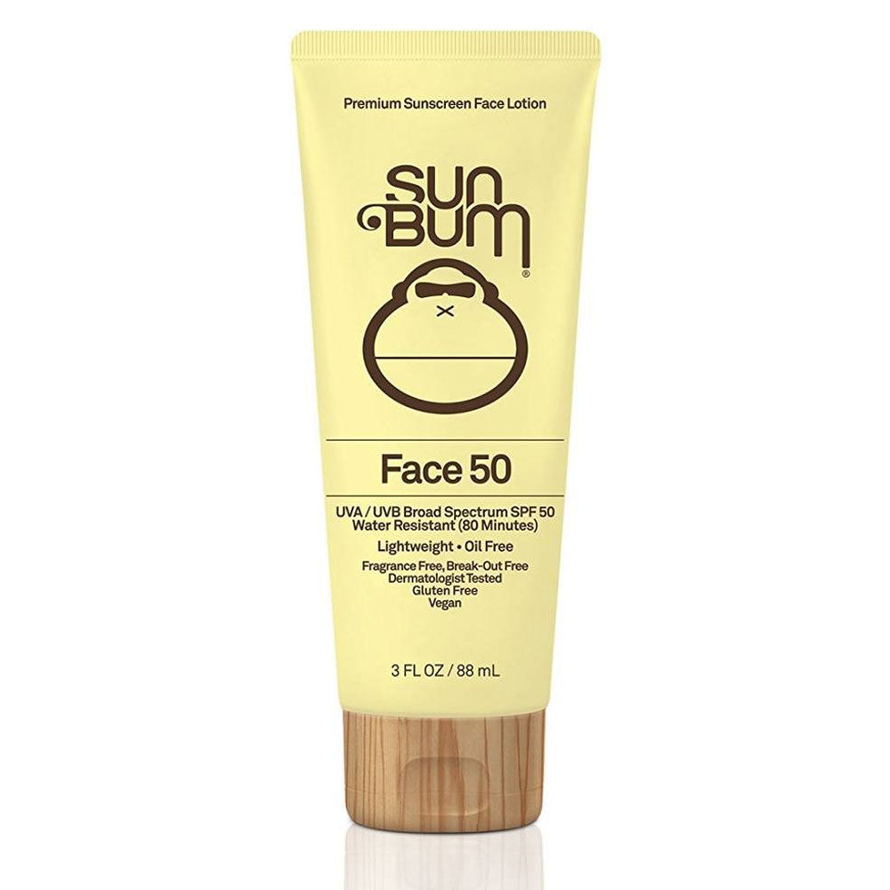 Sun Bum SPF 50 Face Lotion 3.0 oz HOME & GIFTS - Bath & Body - Sunscreen SUN BUM Teskeys
