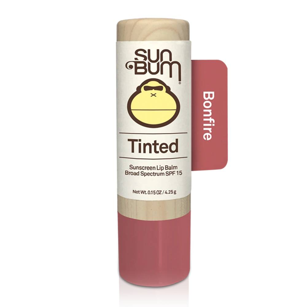 Sun Bum Tinted SPF 15 Lip Balm HOME & GIFTS - Bath & Body - Lotions & Lip Balms Sun Bum, LLC. Teskeys