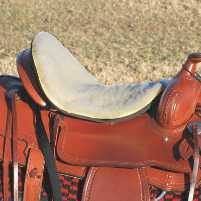 Cashel Western Luxury Fleece Tush Cushion Tack - Saddle Accessories Cashel Teskeys