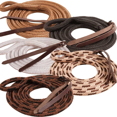 Cowboy Eye-Slide 9' Lead Rope Tack - Halters & Leads Mustang Teskeys