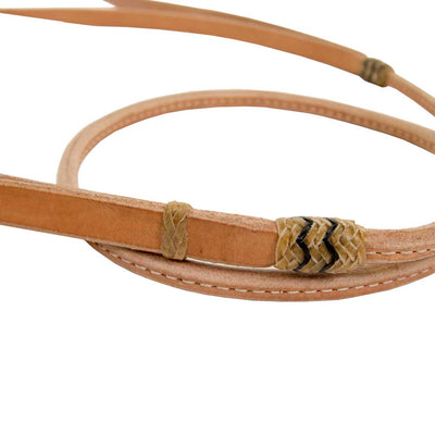 Teskey's Long Over and Under with Rawhide Trim Tack - Whips, Crops & Quirts Teskey's Teskeys