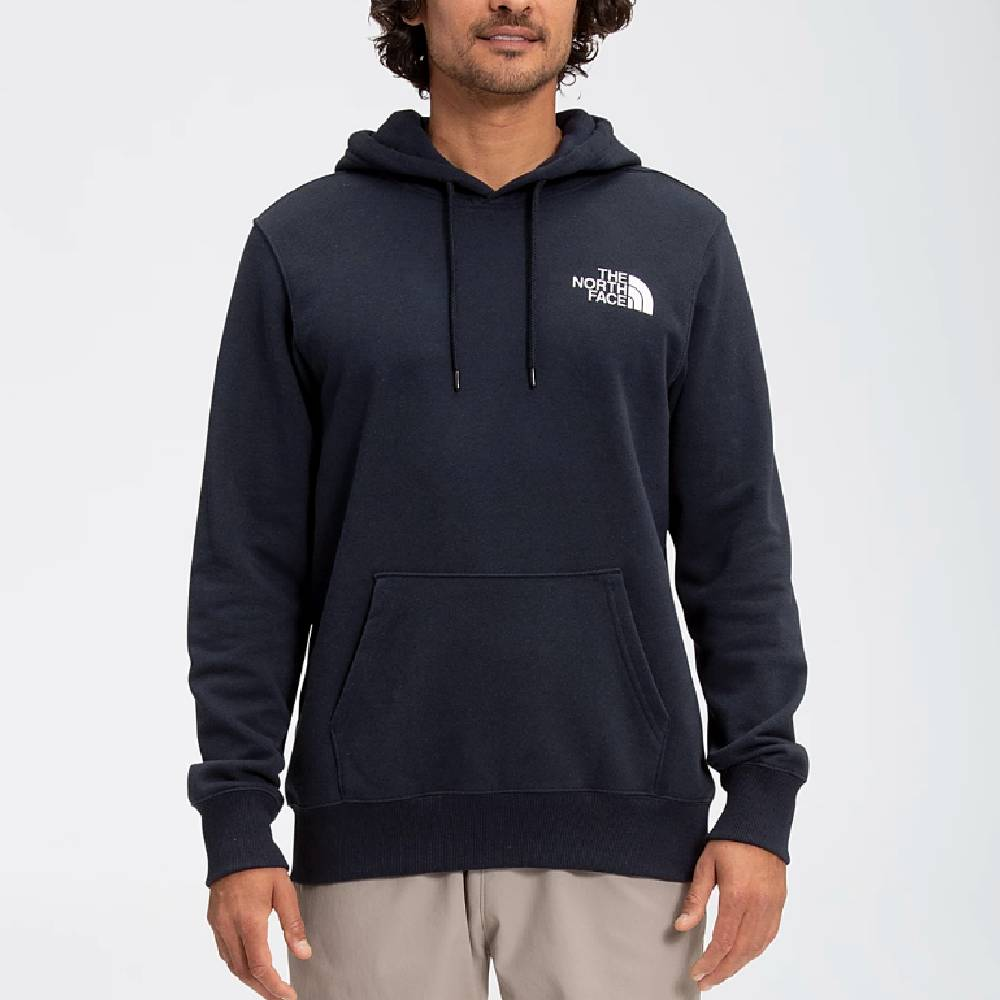 The North Face Box NSE Hoodie MEN - Clothing - Pullovers & Hoodies The North Face Teskeys