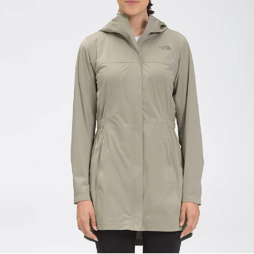 The North Face Women's Allproof Parka - Mineral Grey WOMEN - Clothing - Outerwear - Jackets The North Face Teskeys