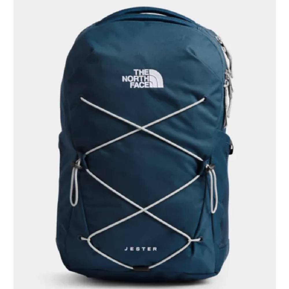 The North Face Women's Jester Backpack-Blue Wing Teal ACCESSORIES - Luggage & Travel - Backpacks & Belt Bags The North Face Teskeys