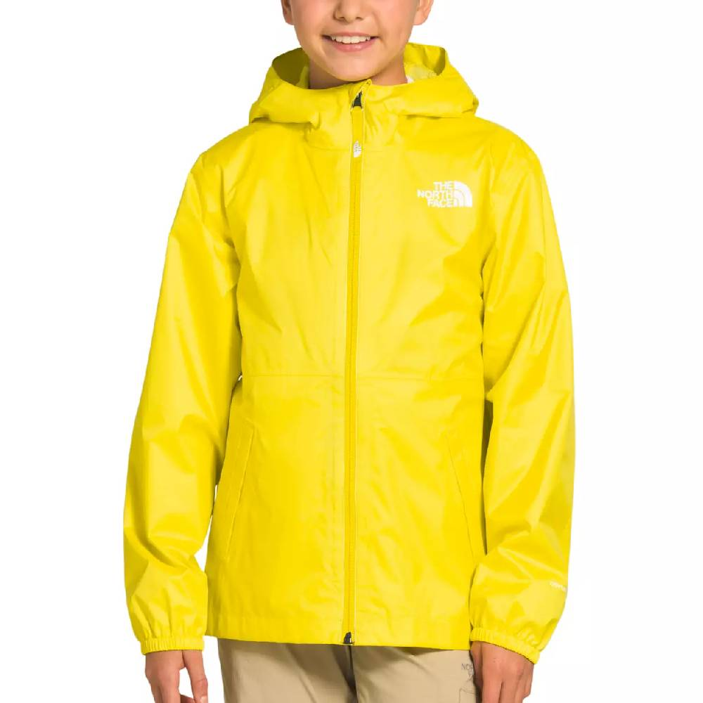 The North Face Youth Zipline Rain Jacket KIDS - Girls - Clothing - Outerwear - Jackets The North Face Teskeys