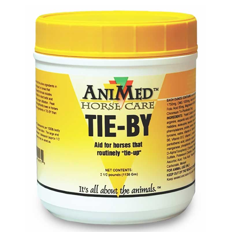Tie By Farm & Ranch - Animal Care - Equine - Supplements Animed Teskeys