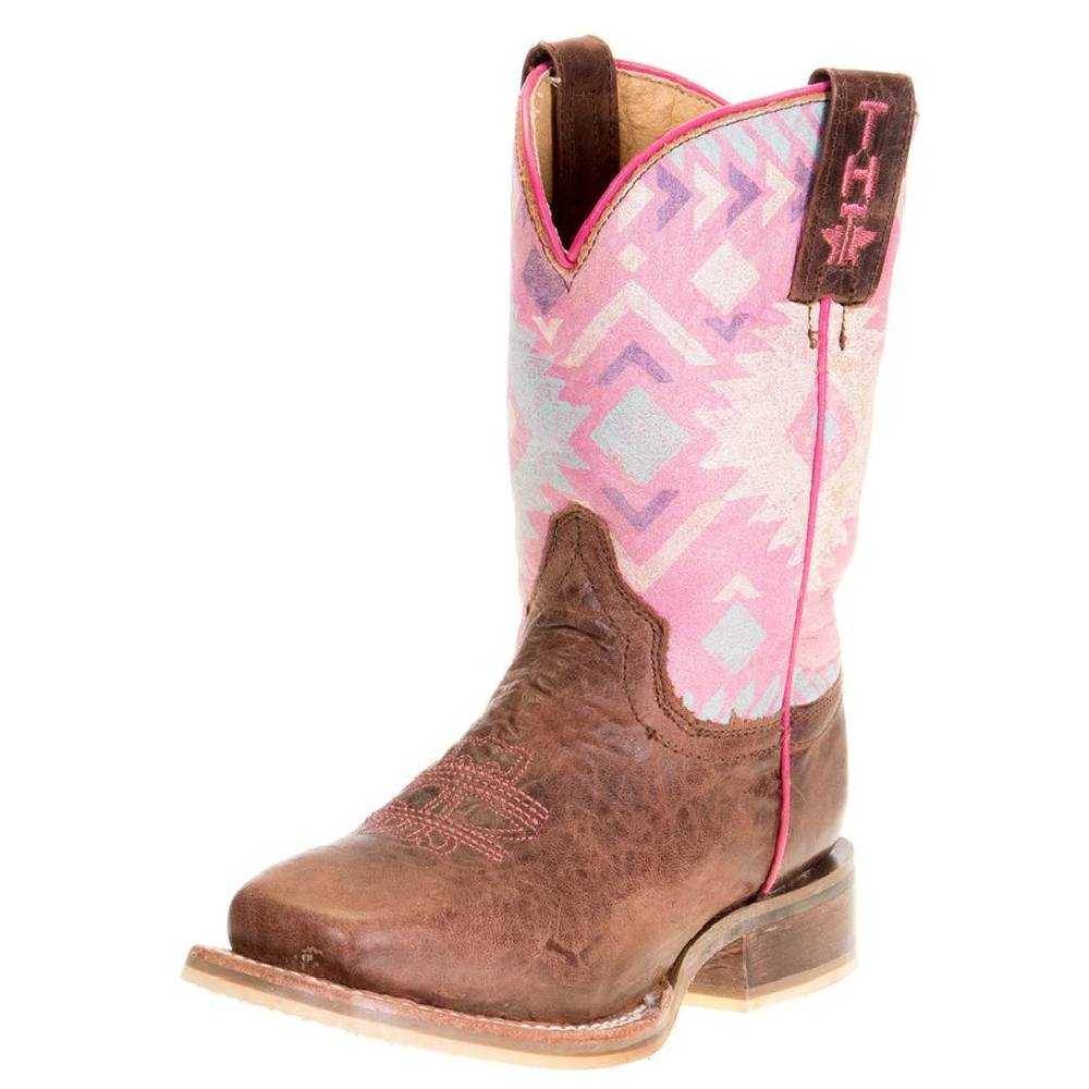 Tin Haul Girl's Pink Moon Boot KIDS - Girls - Footwear - Boots TIN HAUL Teskeys