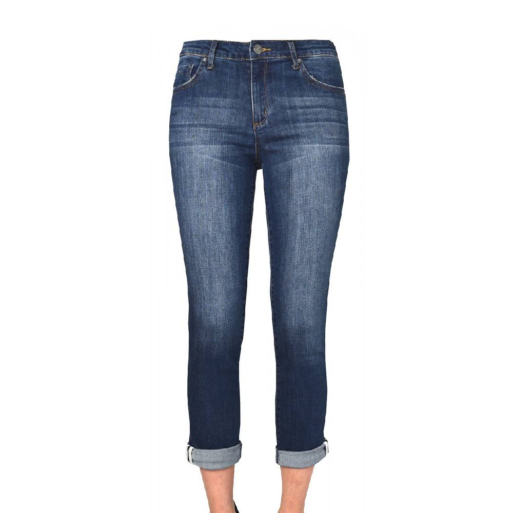 Tractr 5 Pocket Skinny Crop Jean WOMEN - Clothing - Jeans TRACTR Teskeys