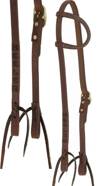 Trophy Headstall #2 CUSTOMS & AWARDS - HEADSTALLS Teskeys Teskeys