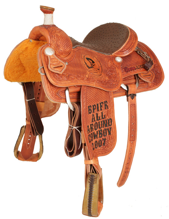 TROPHY SADDLE #23 CUSTOMS & AWARDS - SADDLES Teskeys Teskeys