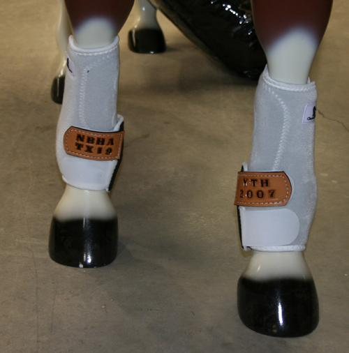 Legacy Splint Boots Trophied CUSTOMS & AWARDS - HORSE BOOTS Teskey's Teskeys