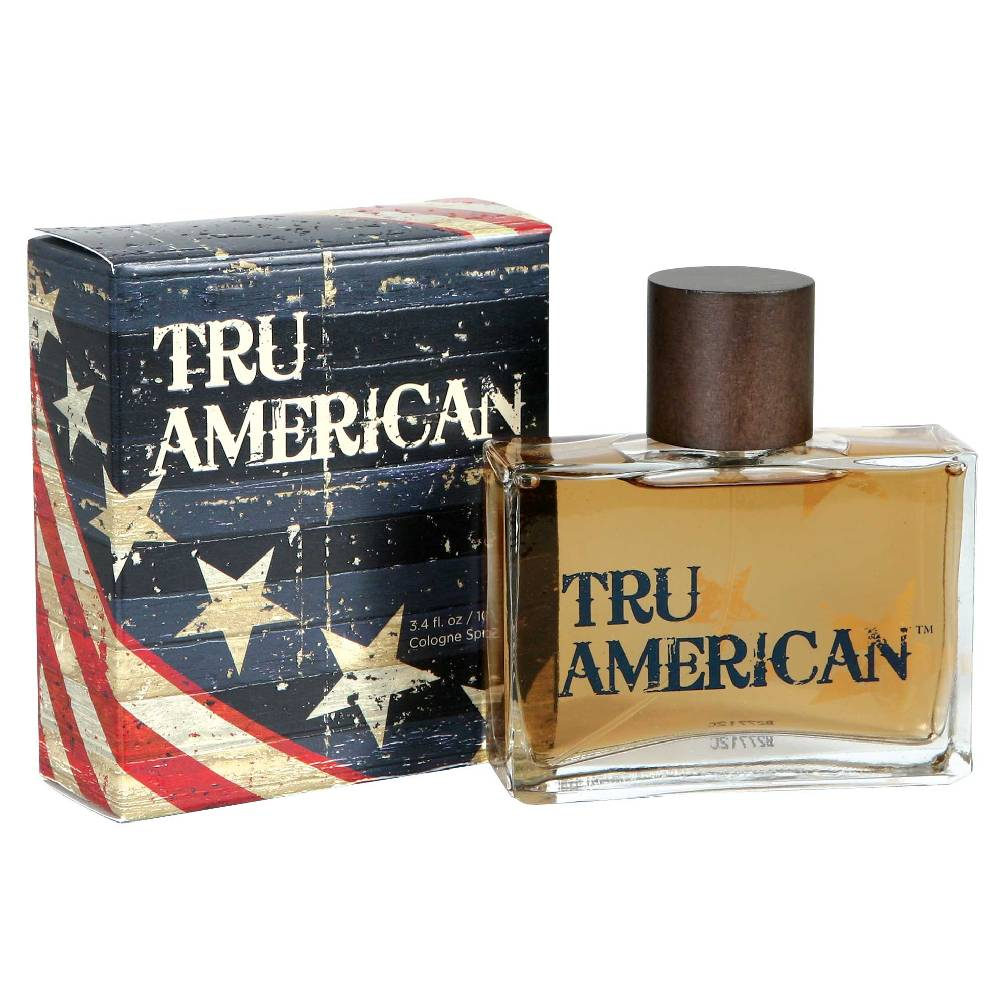 Tru American Cologne MEN - Accessories - Grooming & Cologne TRU FRAGRANCE Teskeys