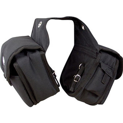 Cashel Medium Rear Saddle Bag Tack - Saddle Accessories Cashel Teskeys