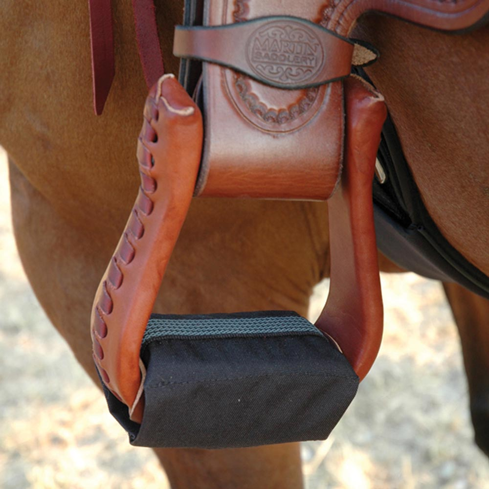 Cashel Stirrup Cushion Western Saddles - Saddle Accessories Cashel Teskeys